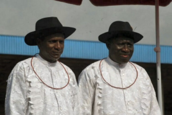 Ex President Goodluck Jonathan pays tribute to his former boss Umaru Musa YarAdua who died 11 years ago