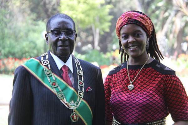 Former Zimbabwean First Lady Grace Mugabe summoned for improperly burying her husband Robert Mugabe