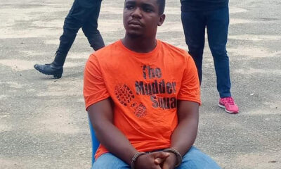Frank Uduak Akpan the young man who stands accused of the gruesome murder of Calabar Job seeker Iniubong Umoren has revealed that he killed her in self defense.