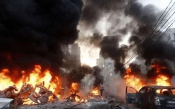 Gunmen Bomb Immigration Office In Abia Kill Officers