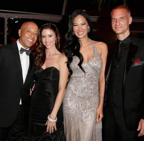 Hip hop mogul Russell Simmons suing ex wife Kimora Lee in money laundering case