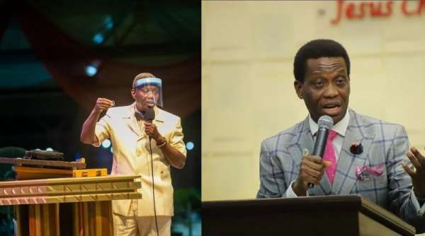 I Cant Question God Adeboye Speaks On Sons Death