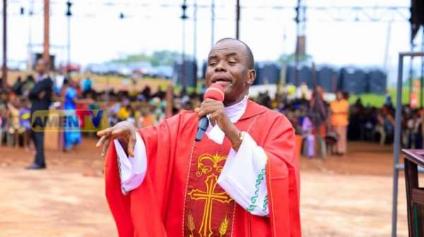 Fr Mbaka