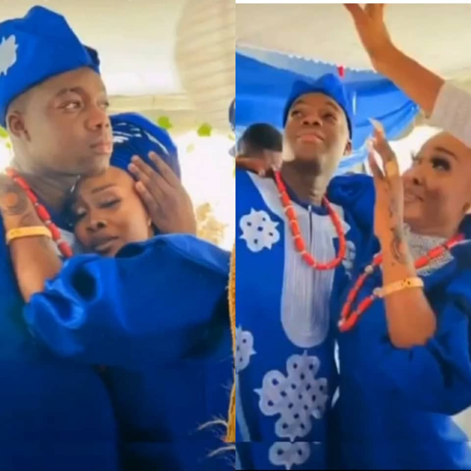 Instagram comedian Cute Abiola ties the knot with his girlfriend