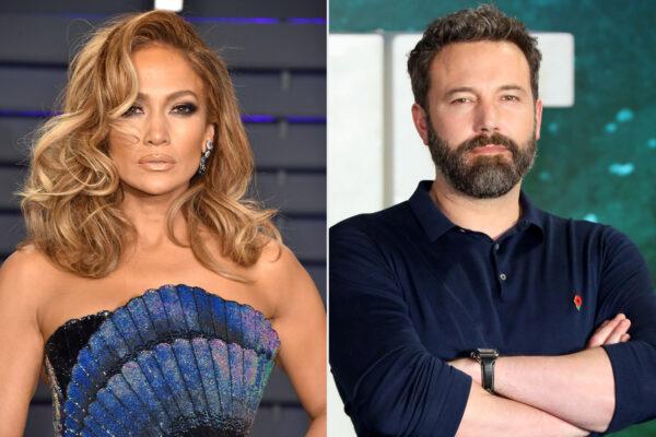 Jennifer Lopez and ex Ben Affleck have been