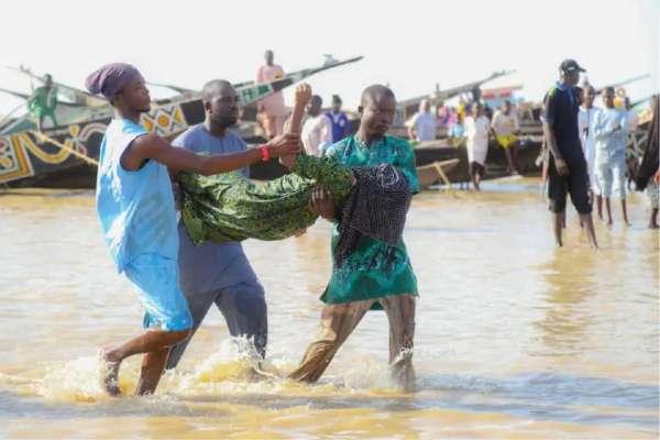 Kebbi Boat Mishap 20 rescued alive 156 Declare Missing