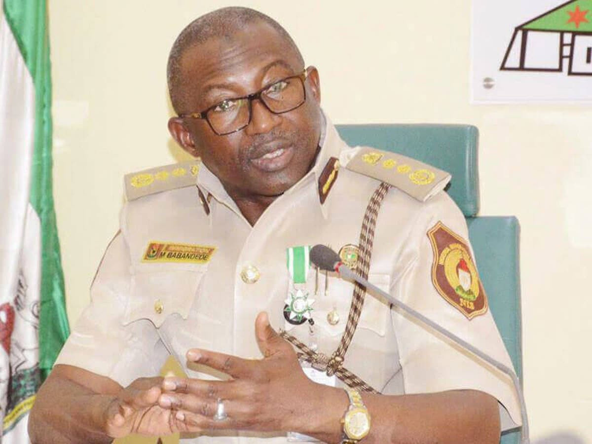 Nigeria Immigration suspends new applications for international passports nationwide