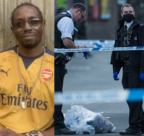 Nigerian man stabbed to death while trying to protect his son in the U.K