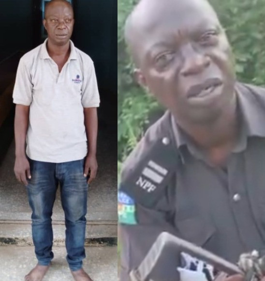 Police arrests bribe seeking officer in viral video