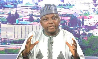 Presidential spokesperson Garba Shehu says police is searching for burglar who attempted to break into a house close to Aso Villa