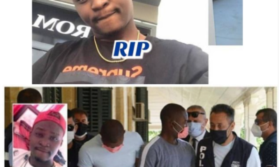 Three students receive 27 and 3 year jail terms for killing Nigerian in Cyprus