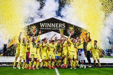 Villarreal crowned Europa League Champions