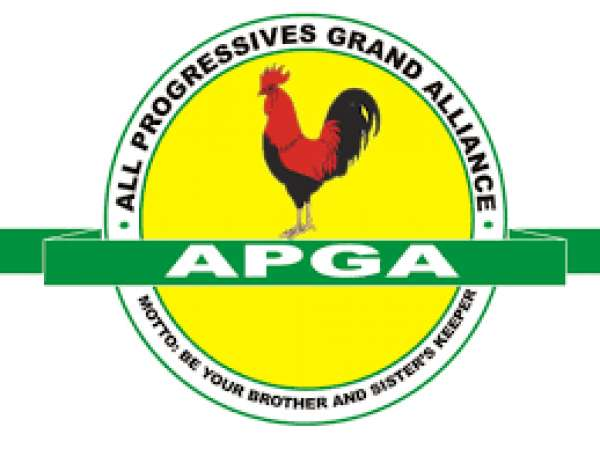 APGA Ruled Out Of Anambra Governorship Election