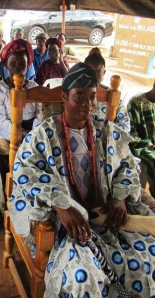 Abductors of Ekiti monarch