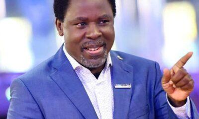 Prophet T.B. Joshua Reported Dead