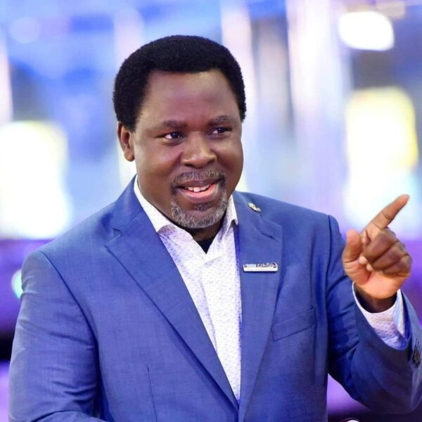 Prophet T.B. Joshua Reported Dead at 57 | Benefit Boys