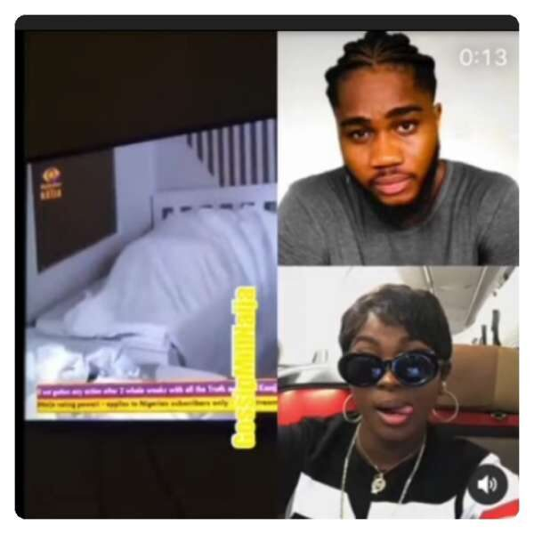BBN Reunion Update He didnt even last 5 seconds after all the bragging – Ka3na
