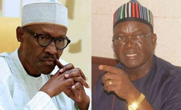 Blame Buhari for insecurity in Nigeria — Ortom