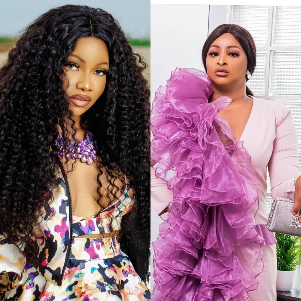 Comedian Etinosa tackles Nigerians who say BBN made Tacha