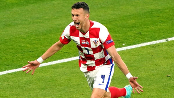 Croatias Ivan Perisic is ruled out of Euro 2020