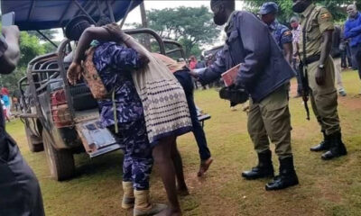 Drama as married woman allegedly gets stuck to her lover during sex