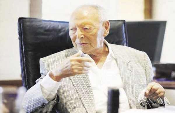 Egyptian Billionaire Onsi Sawiris dies at 90
