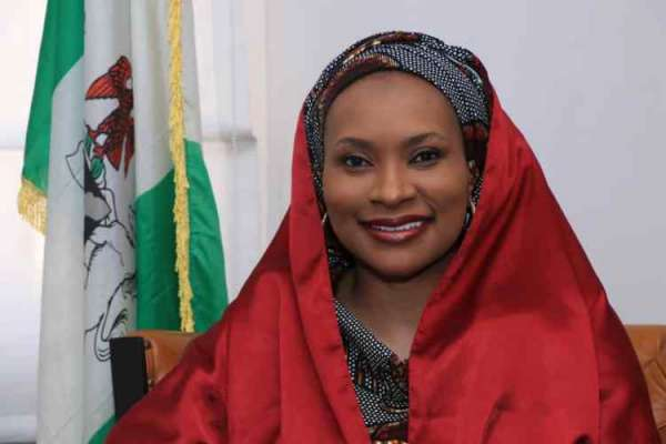 El Rufais Wife Emerges Northern Govs Wives Forum Chairperson