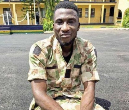 Ex soldier who fled North East arrested for aiding jailbreak in Imo photo