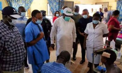 Five dead four injured as Drunk police officer goes on shooting spree in Enugu