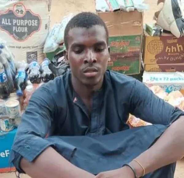 How ISWAP Commanders Errand Boy Was Nabbed In Borno Market