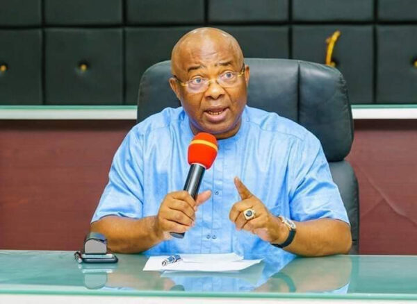Imo artisans commend Hope Uzodinma on new roads