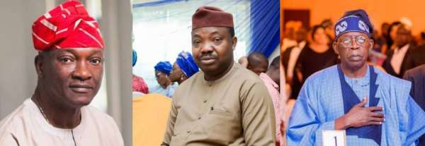 Jimi Agbaje opens up on Yinka Odumakin Bola Tinubu Lagos election