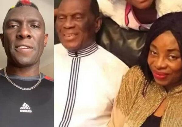 Joe Ayomike and wife found dead