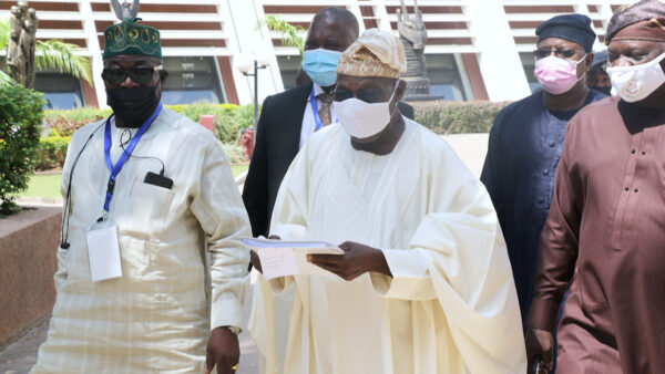 Journalists barred from State Of Nation parley in Abuja