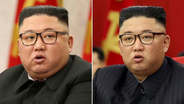 Kim Jong Uns emaciated appearance