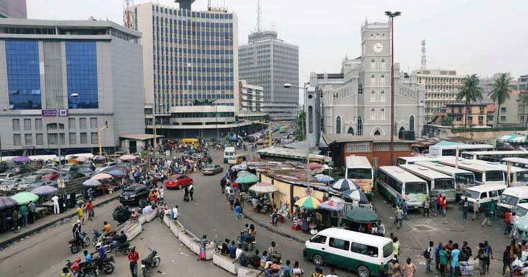 Lagos ranked second least liveable city in the world 2021 behind Damascus
