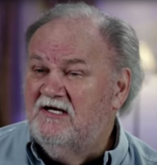 Meghan Markles dad Thomas warns hell expose dirty laundry in new revelations as he begs to see Lilibet