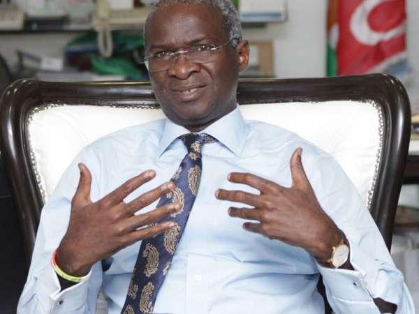 Mr. Babatunde Fashola