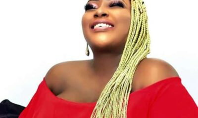 My pointed nose boobs my selling point –Titi Adeoye actress