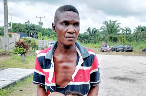 Native doctor arrested with human skulls in Delta photo