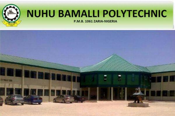 Nuhu Bamalli polytechnic Kaduna