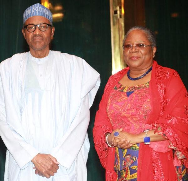 Onyeka Onwenu tells Buhari