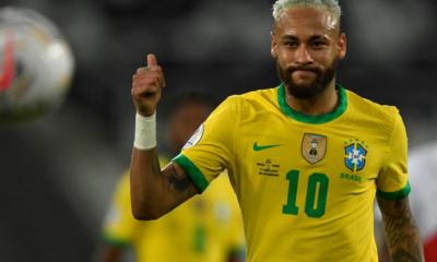 PSG superstar Neymar left out of Brazils Tokyo Olympic squad