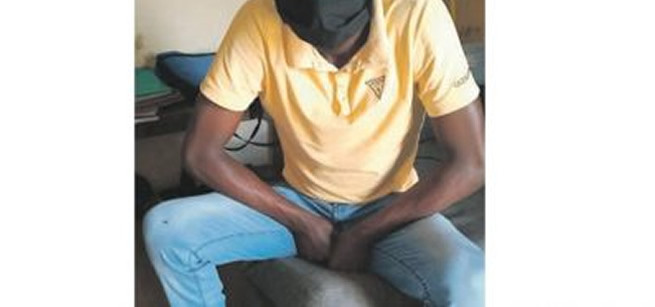 Pastor cries for help after side chick locked his pens says it cant get up I miss s3x