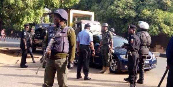 Police nab IPOB ESN Terrorist Commander destroy groups three camps