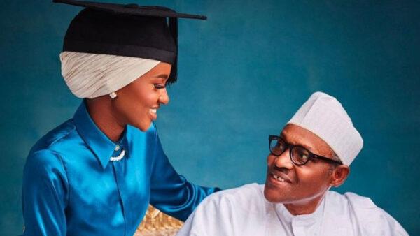 President Buharis daughter Hanan bags Masters degree from Royal College of Art UK