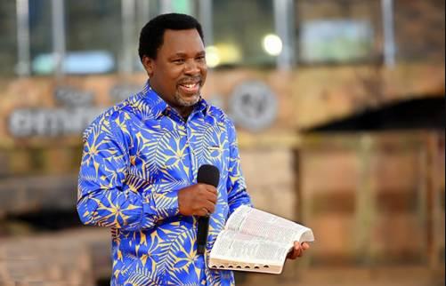 SCOAN announces July 9 as Pastor TB Joshuas burial date