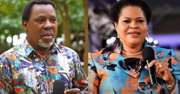 TB Joshuas wife speaks on husbands death