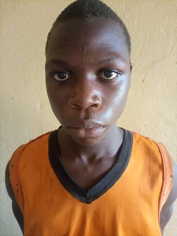Teenage boy arrested for defiling neighbours 4 year old granddaughter in Adamawa
