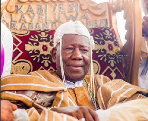 Tinubu will make a good president ― Olubadan